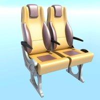 Tempo Traveller Push Back Seats