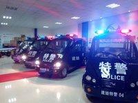 6 Seater Closed Patrol Car