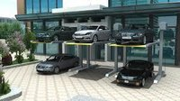 Puzzle Type Car Parking System