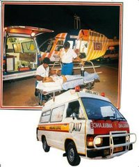 Critical Care Ambulances