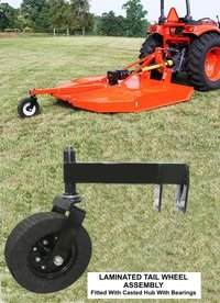 Laminated Tail Wheel Assembly