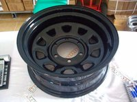 Steel Trailer Wheel Rims