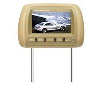 7 INCH HEADREST TFT LCD MONITOR/TV
