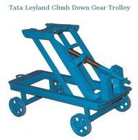 Climb Down Gear Trolleys
