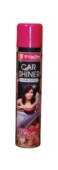 Car Shiner (Foam Based)