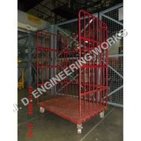 Industrial Cage Trolleys