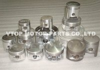 Piston For Motorcycle, Scooter, Dirt Bike, Atv and Generator
