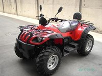 ATV 500CC 4x4 Jaguar EEC