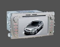 7 Inch Car DVD Player With GPS For Ford Mondeo
