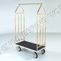 Commercial Luggage Trolleys