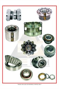 Truck And Trailer Wheel Bearings And Hub Units