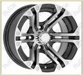 Golf Cart Aluminum Rim