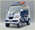 Electric Patrol Car With 5 Seats - 8