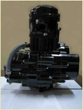 Water-Cooled Cng Engine