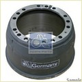 Brake Drum For Truck Trailer 81501100223