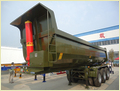 U Type Rear Dump Trailer